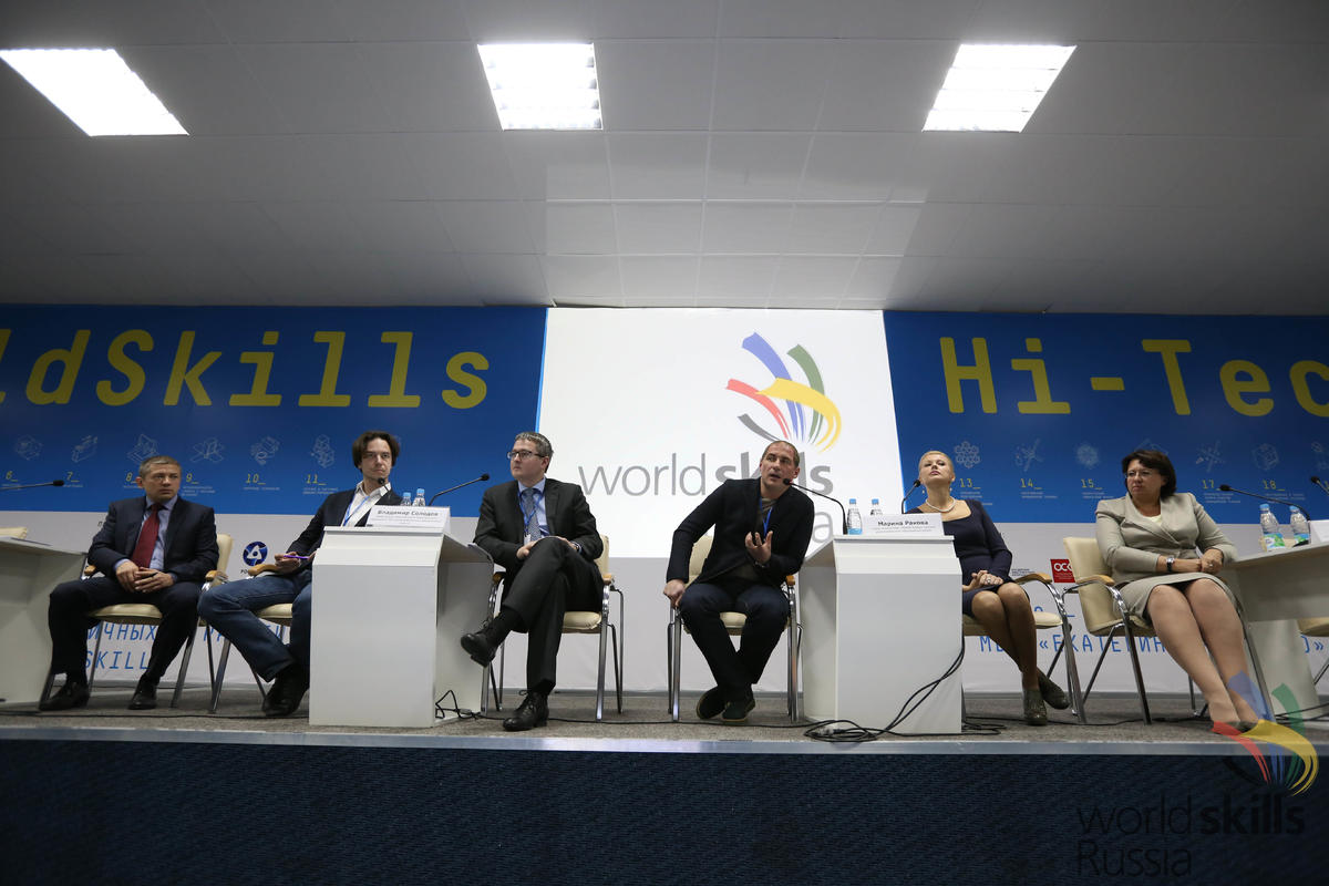 Итоги двух дней Чемпионата WorldSkills Hi-Tech 2015