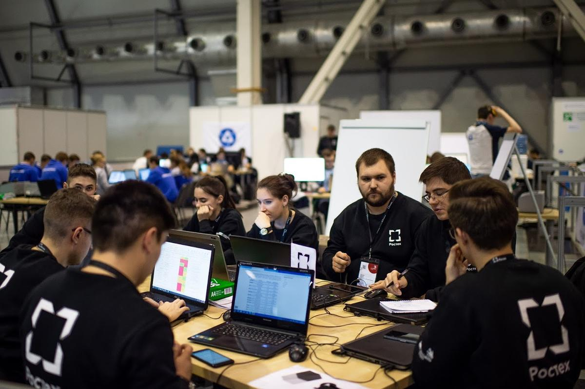 120 конкурсантов сборной Ростеха выступят на V Национальном чемпионате WorldSkills Hi-Tech