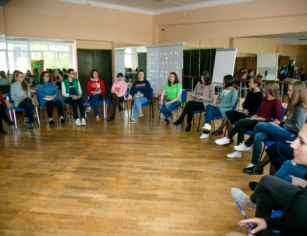 Sakhalin to train volunteers for the 6th WorldSkills Russia National Competition 2018