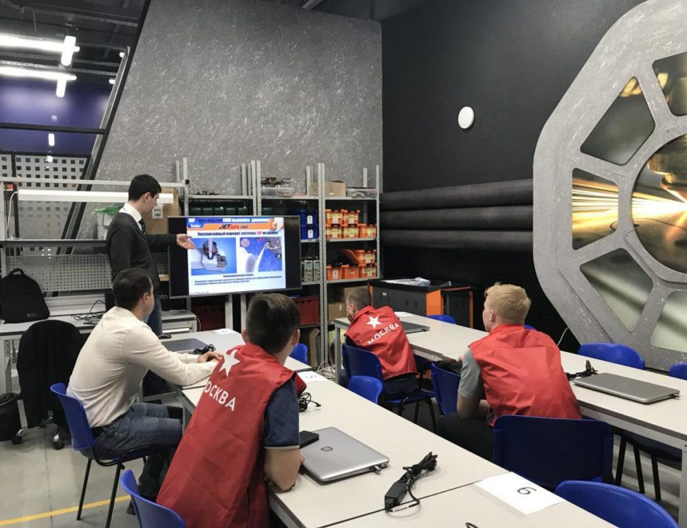 National team selection for the WorldSkills Russia National Competition in Yuzhno-Sakhalin started in 17 regions of the Russian Federation